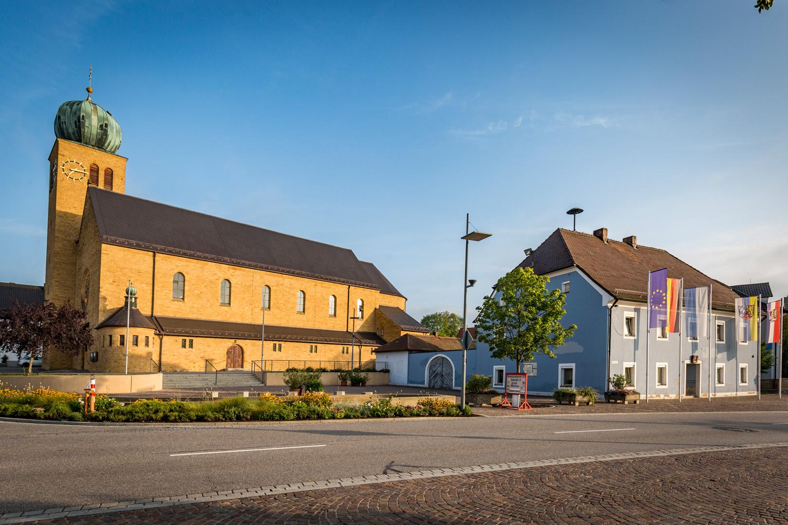 Marktplatz Bodenwöhr | © Thomas Kujat