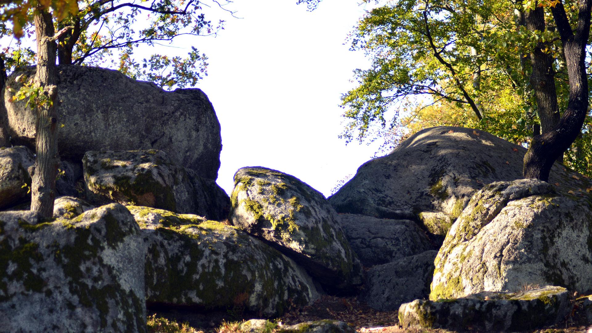 Druidenstein bei Kröblitz | Zweckverband Oberpfälzer Seenland