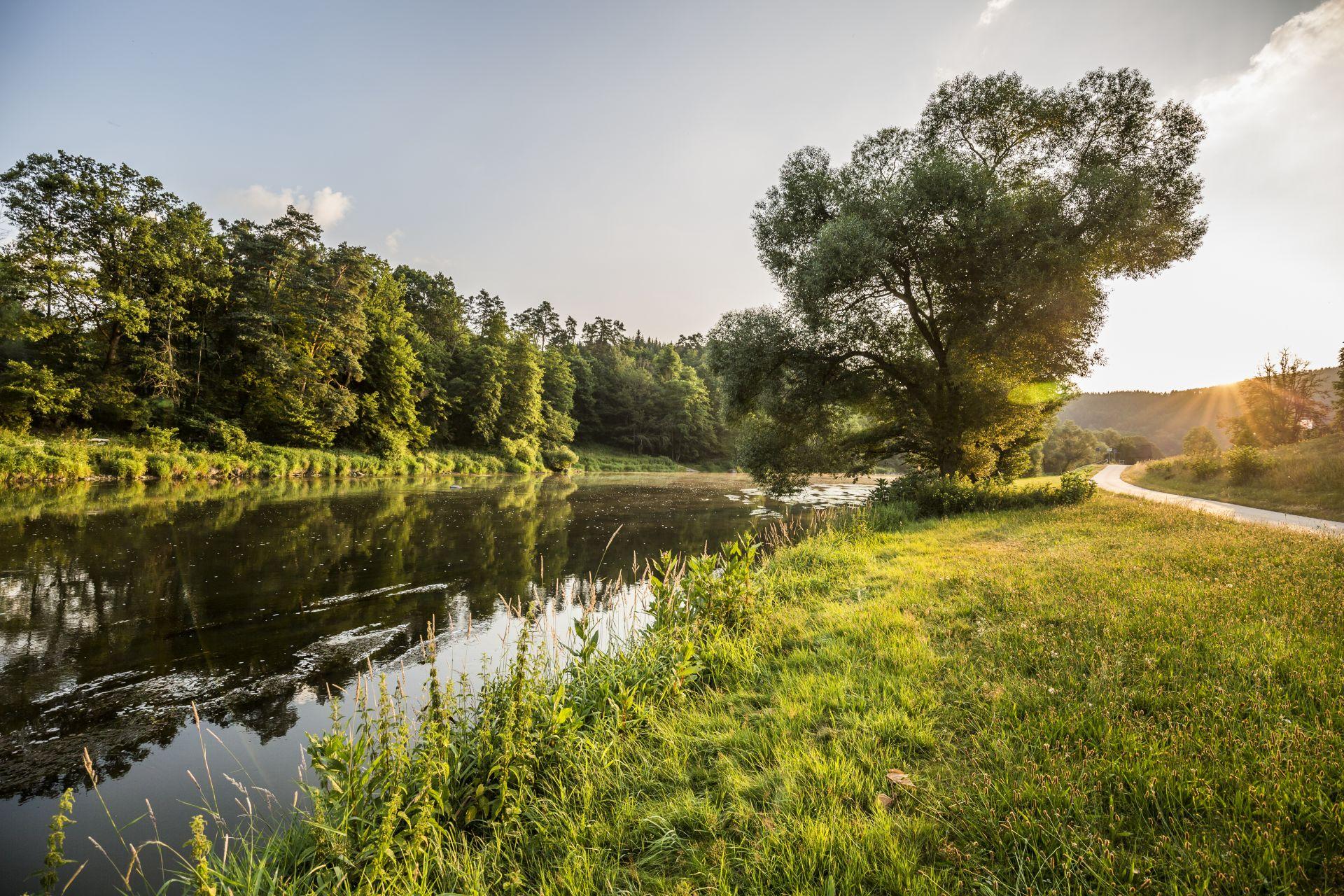 Landschaft Oberpfälzer Seenland | © Thomas Kujat