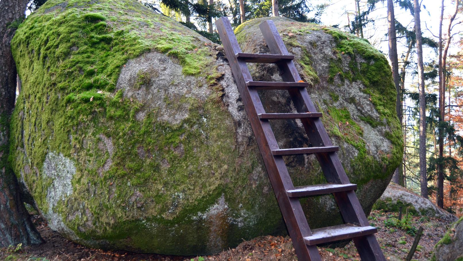Naturdenkmal Wasserstein | © Oberpfälzer Wald / Georg Plank